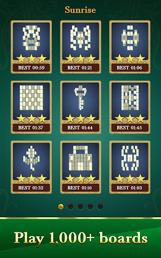 Mahjong Classic 2.1.4 screenshots 11