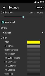 Vocal Pitch Monitor 1.5.1 Screenshots 3
