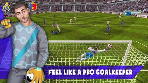 Soccer Goalkeeper 2019 - Soccer Games 1.3.6 Screenshots 13