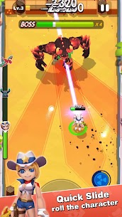 Crack Shooter Mod Apk (Unlimited Gold Coins and Diamonds) 4