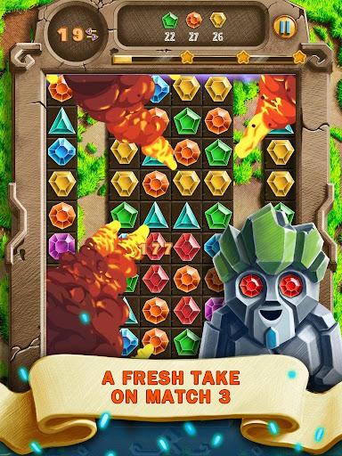 Doodle Jewels Match 3 1.1.5 screenshots 9