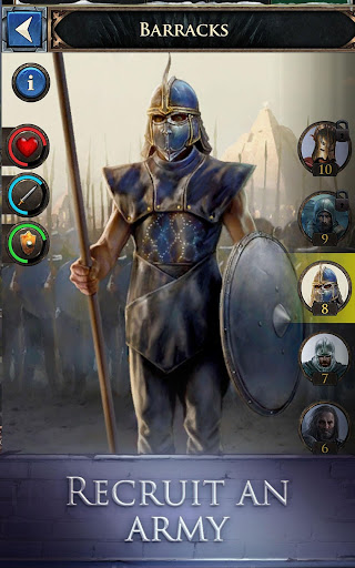 Game of Thrones: Conquest u2122 - Strategy Game  screenshots 7