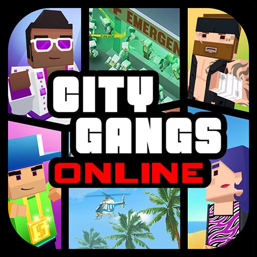 City Gangs: San Andreas