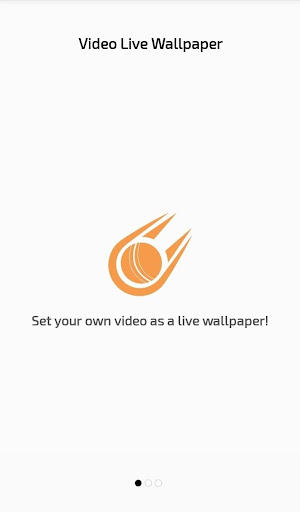 Video Live Wallpaper  Screenshots 1