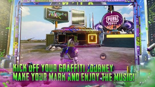 PUBG MOBILE: Graffiti Prank 3