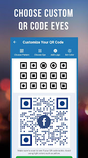 WiFi QR Code Generator and Scanner
