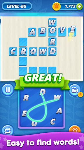 words puzzle: connect screenshot 3