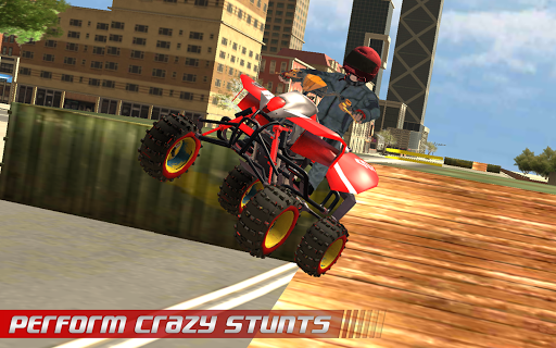 ATV Quad City Bike: Stunt Racing Game 1.0 screenshots 13