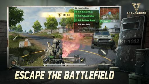 Code Triche Badlanders APK MOD (Astuce) screenshots 2