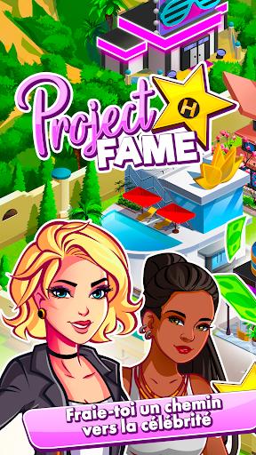 Code Triche Idle Project Fame: Build a Beauty Empire APK Mod screenshots 1