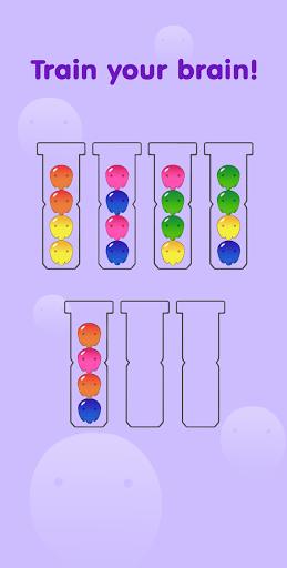 Ball Sort Puzzle - Color Sorting Game apkdebit screenshots 1