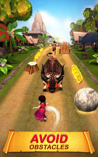Little Radha Run - 2021 Adventure Running Game apkpoly screenshots 7