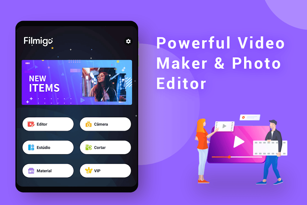 Video Maker of Photos with Music & Video Editor  poster 9