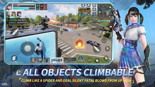 Cyber Hunter 0.100.395 screenshots 3