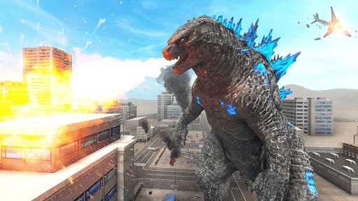 King Kong Games: Monster Gorilla Games 2021 android2mod screenshots 4