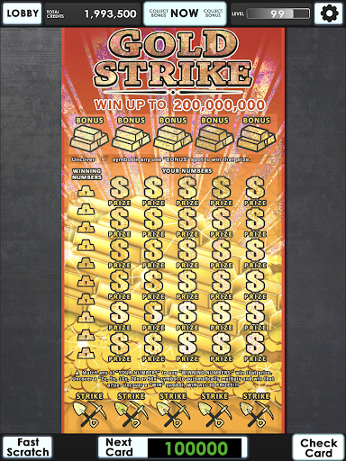 Lucky Lottery Scratchers 1.0.2 Screenshots 15