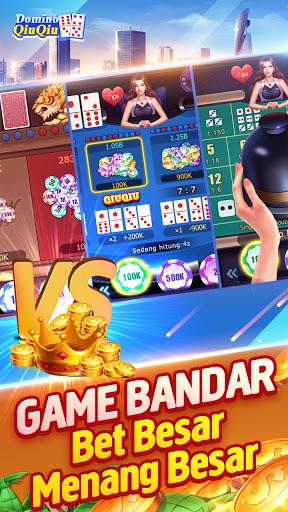 Domino QiuQiu 2020 - Domino 99 u00b7 Gaple online 1.17.5 screenshots 4
