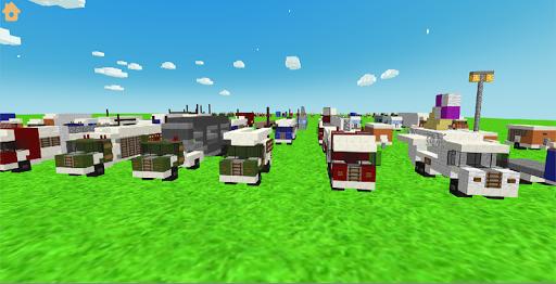 Car build ideas for Minecraft 186 screenshots 2