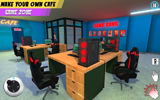 PC Cafe Business Simulator 2021 Apkfinish screenshots 3