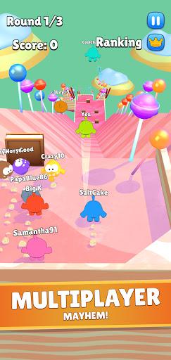 Om Nom: Roll Race android2mod screenshots 2