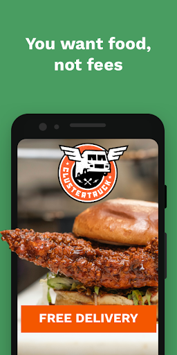ClusterTruck: Food Delivery  screenshots 1