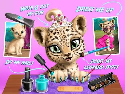 Baby Jungle Animal Hair Salon – Pet Style Makeover 8