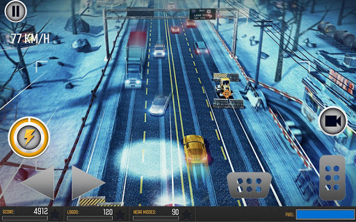 Road Racing: Highway Car Chase  screenshots 3