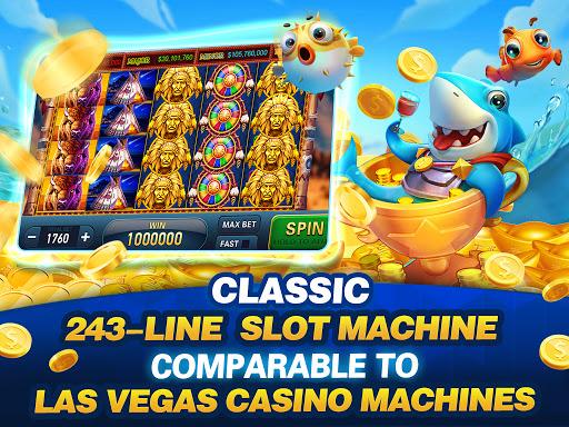 777 Fishing Casino:Cash Slots -Video Poker,Buffalo 1.2.8 screenshots 19