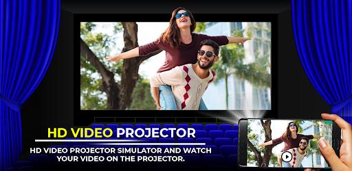 HD Video Projector Simulator - Video Projector HD Versi 1.1