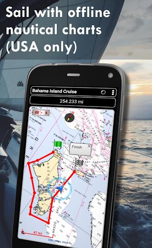 Polaris GPS Navigation: Hiking, Marine, Offroad 9.17 Screenshots 8