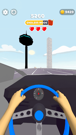 Fast Driver 3D modiapk screenshots 1