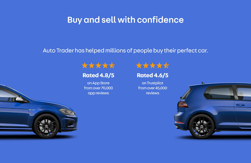 Auto Trader: Buy new & used cars. Search car deals apktram screenshots 16