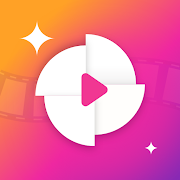 Video Maker with Songs & Photos  Icon