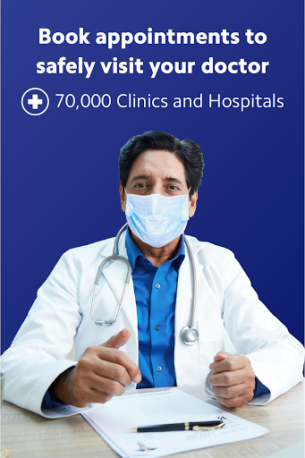 Practo: Online Doctor Consultations & Appointments  screenshots 4