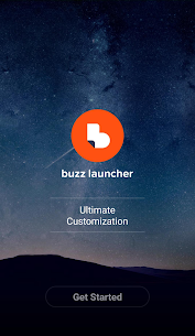 BUZZ launcher 2020 theme 1