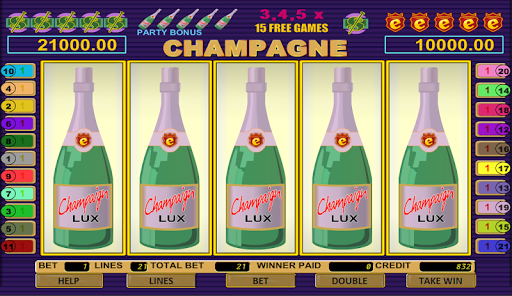 Champagne Slot 1.1.5 screenshots 2