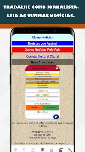 Corrida Eleitoral Online Simulador 0.18.16 - Banco Estatal screenshots 1