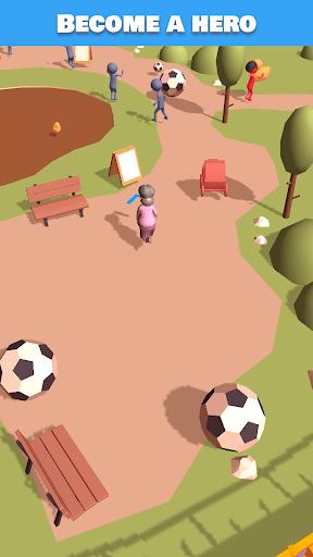 Catch the thief 3D  screenshots 4