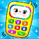 Baby Phone for toddlers - Numbers, Animals & Music - Androidアプリ