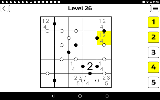 Kropki Puzzle  screenshots 10