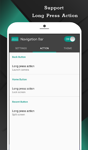 Navigation Bar (Back, Home, Recent Button) 2.1.4 Screenshots 4
