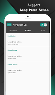 Navigation Bar (Back, Home, Recent Button) 4
