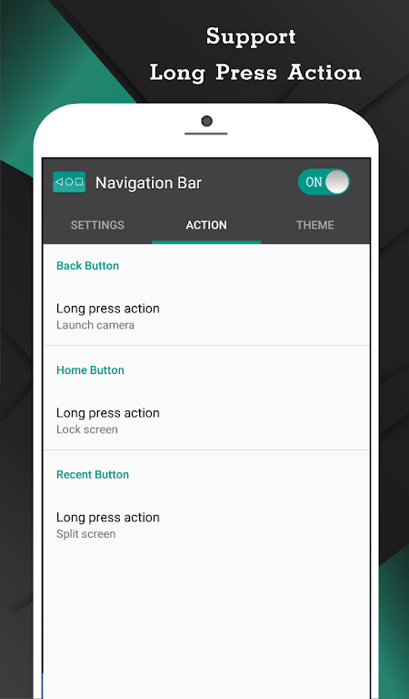Navigation Bar (Back, Home, Recent Button)  poster 3