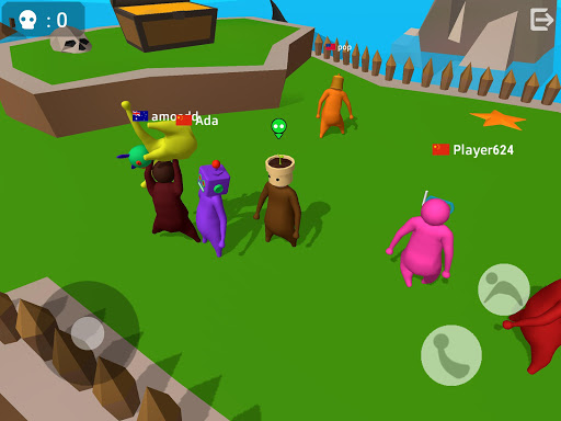 Noodleman.io - Fight Party Games  Screenshots 20