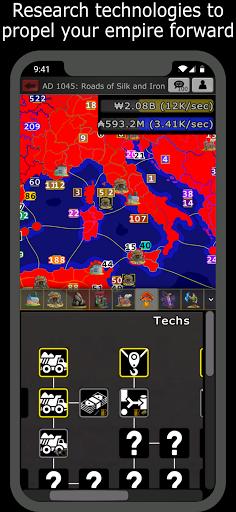 Warzone Idle APK MOD (Astuce) screenshots 3