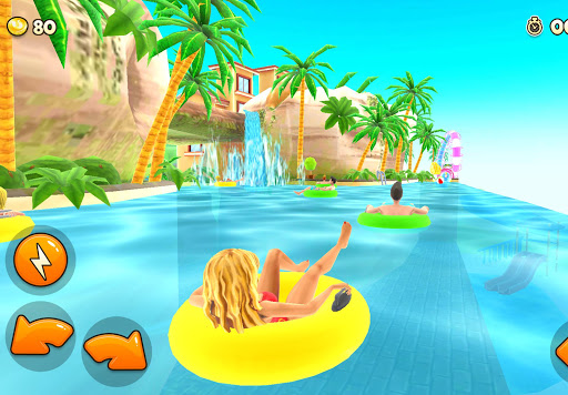 Uphill Rush Water Park Racing 4.3.82 screenshots 1