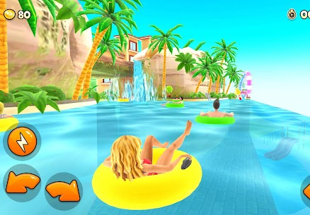 Uphill Rush Water Park Racing MOD APK (Unlimited Gems) 1
