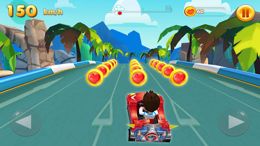 Ryder Car Racing u2013 Paw Transforming Pups goodtube screenshots 3