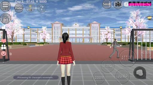 guide for sakura school simulator sakura school simulator Screenshots 2