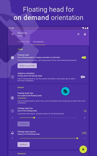 Rotation | Orientation Manager apktram screenshots 10